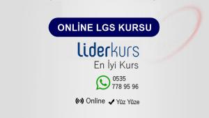 Ankara LGS Kursu